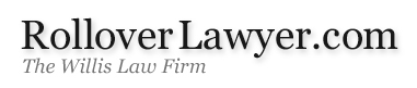 SUV Rollover Lawyer