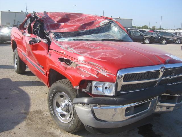 Half Ton Dodge Diesel Dodge Ram 1500 Roof Crush Lawyers, Attorneys | Rollover Lawyer