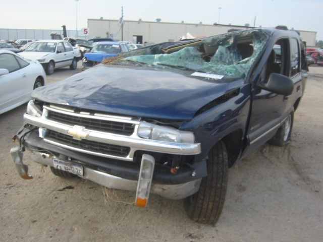 Chevrolet Tahoe Rollover Lawyer