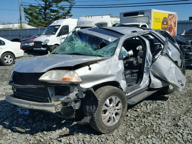 Acura MDX Rollover Lawyer