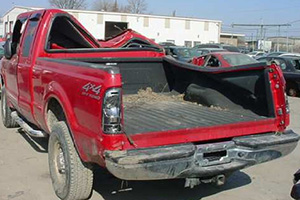Truck Rollovers Accidents