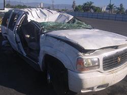 Cadillac Escalade Defective Roof Materials