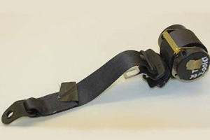 Seat Belt Retractor