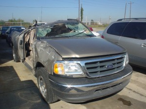 Ford F150 Accident