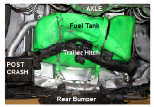 jeep post crash fule tank design